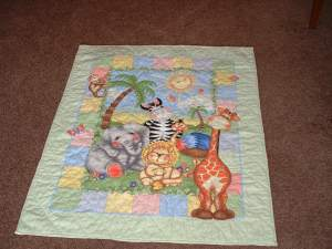 baby quilt done 001