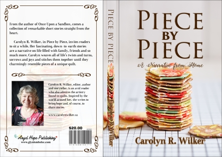 Piece by Piece Book Cover